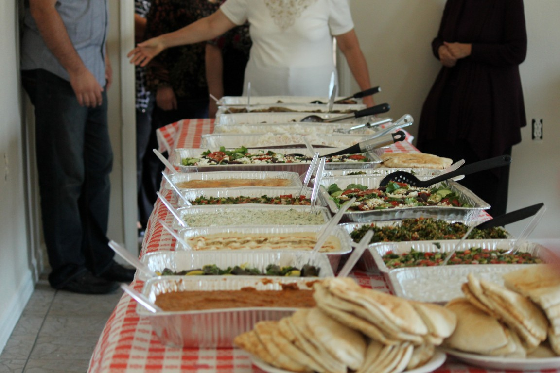 Celebrating Our 10 Year Anniversary with Some Delicious Armenian Food!